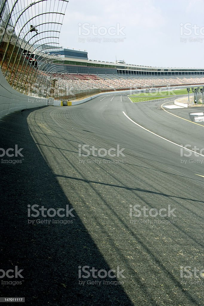 turn 1 stock photo