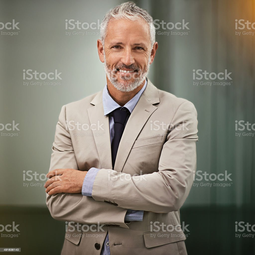 I turned my passion into profit stock photo