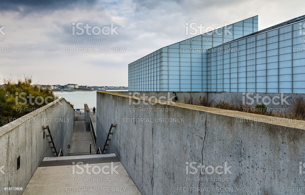Turner Contemporary Art Gallery Margate stock photo