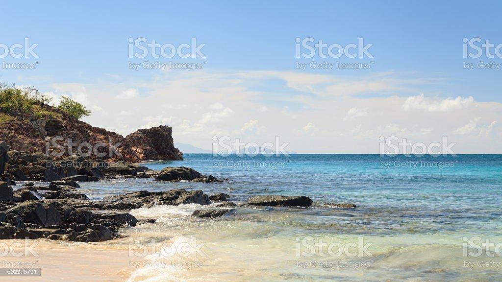 Turners Beach stock photo