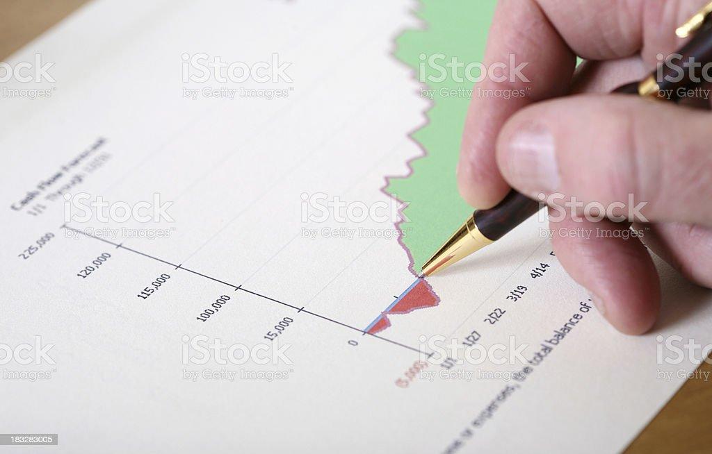 Turning a Profit stock photo