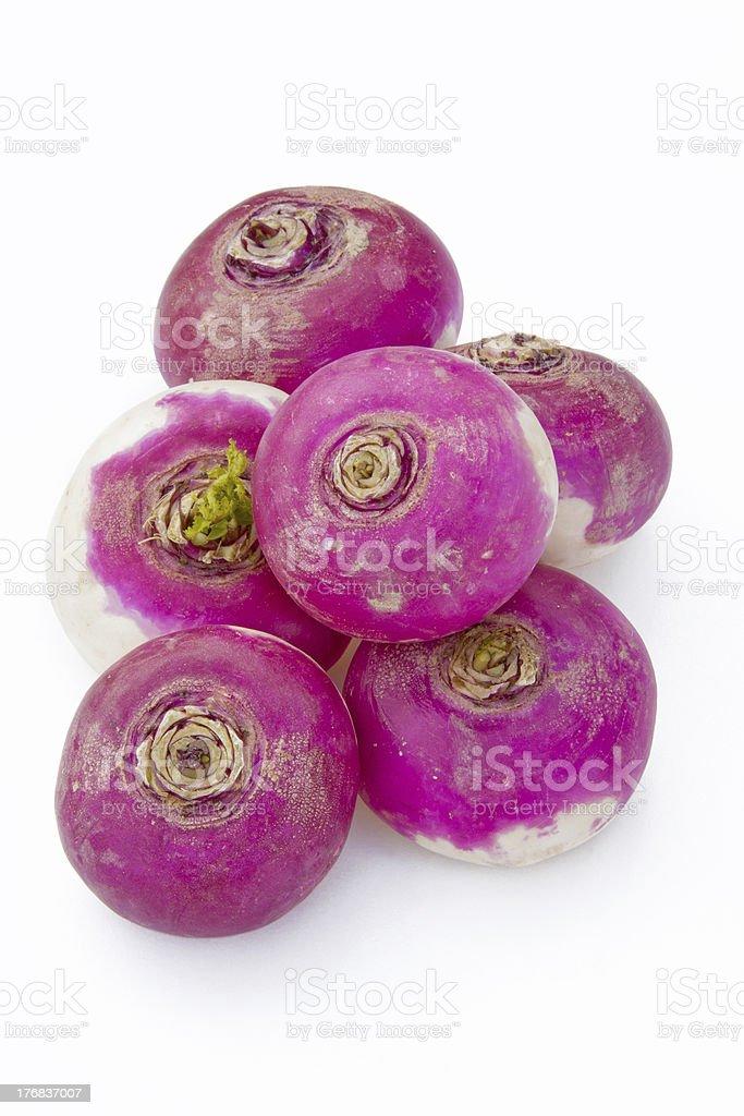 Turnips royalty-free stock photo