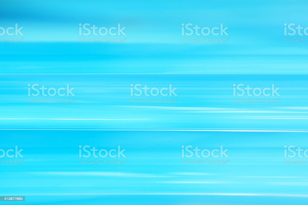 Turquoise Blue Glass Flourescent Color Abstract stock photo