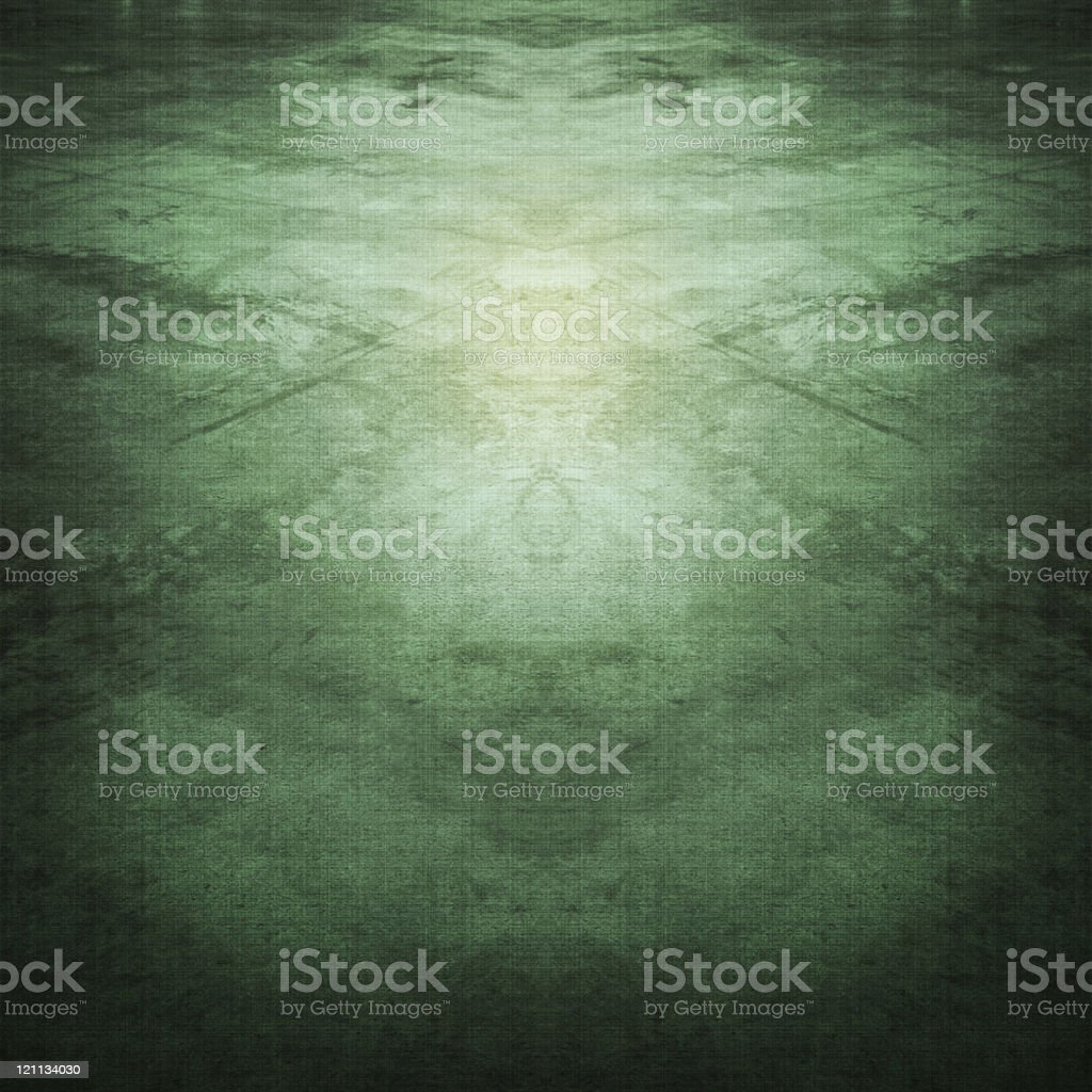 Turquoise grunge background stock photo
