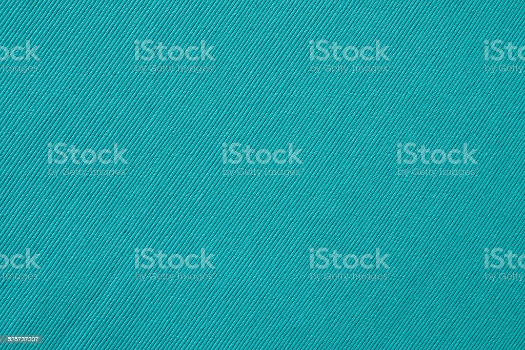 turquoise linen texture stock photo