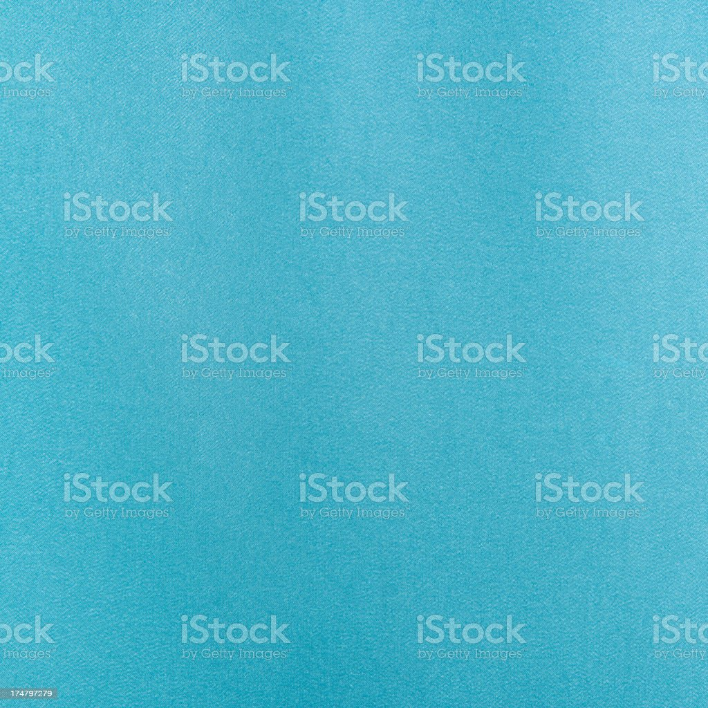 Turquoise satin texture royalty-free stock photo