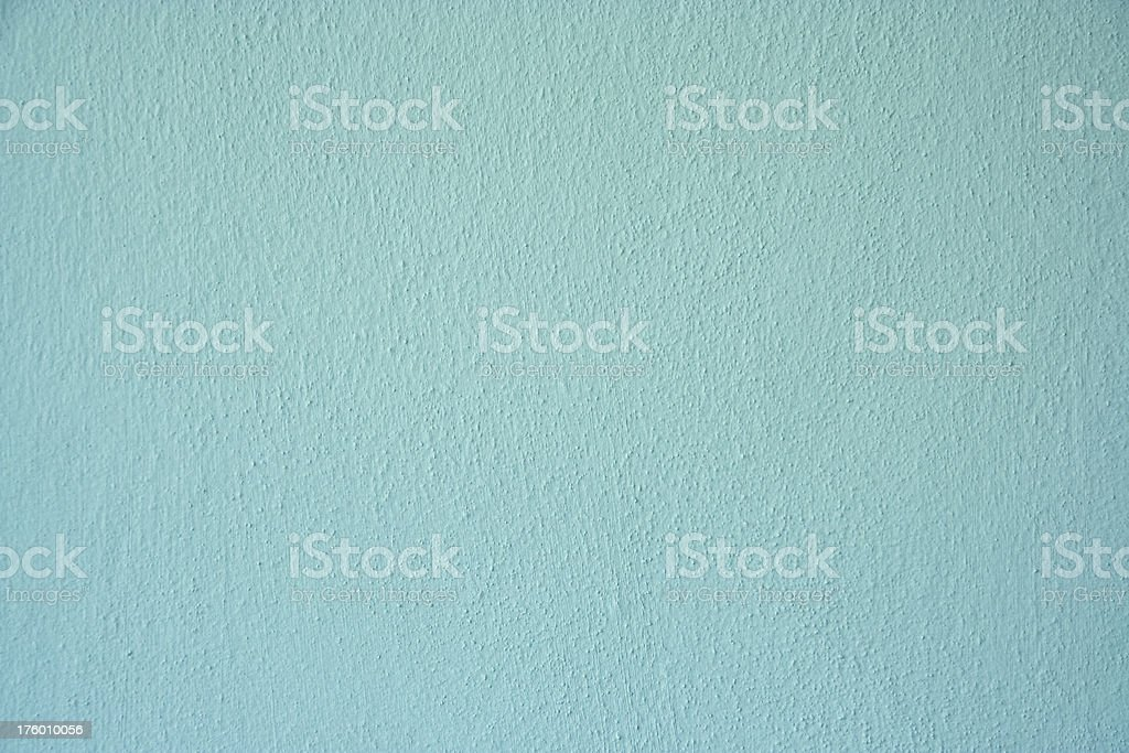 Turquoise wall background stock photo