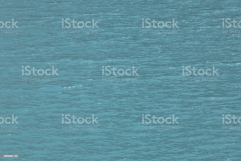 Turquoise water background stock photo