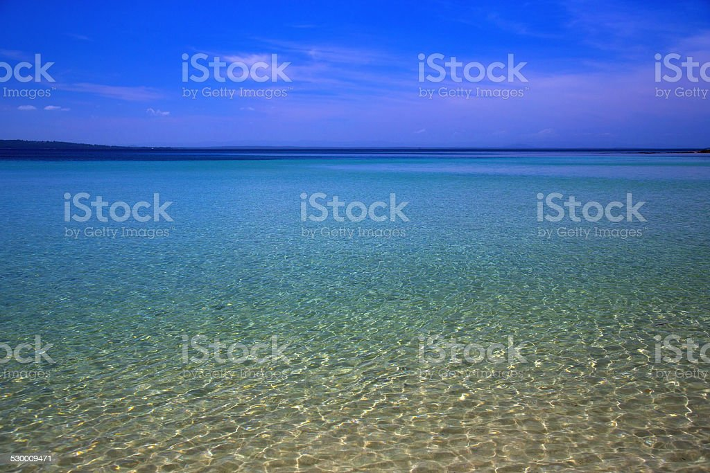 Turquoise Water royalty-free stock photo
