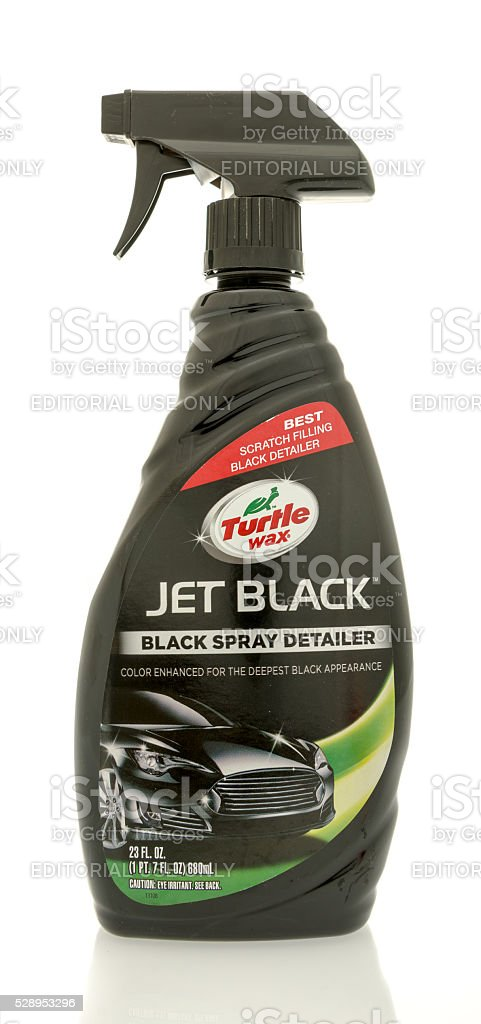 Turtle Wax stock photo
