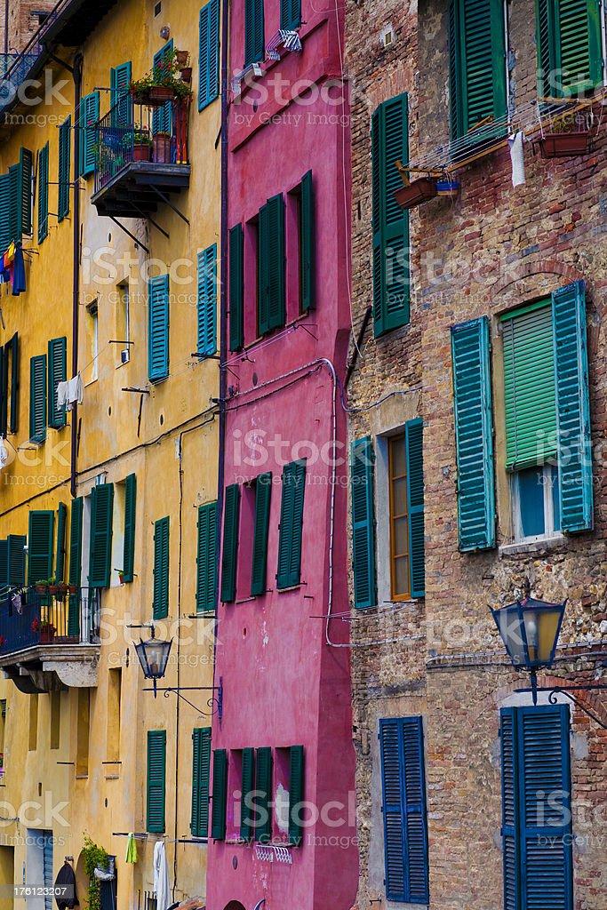 Tuscany colors royalty-free stock photo