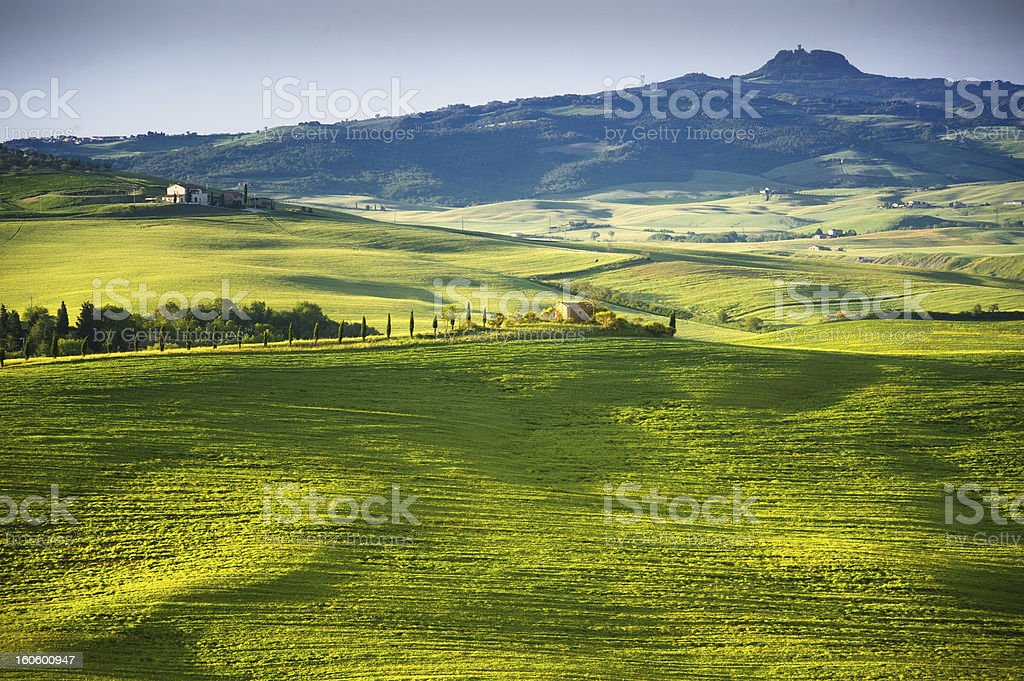 Tuscany - Italy royalty-free stock photo