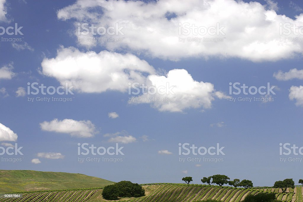 Tuscany of America royalty-free stock photo