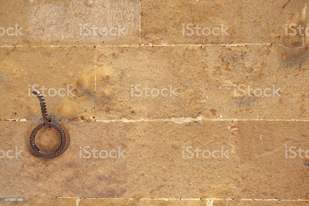 Tuscany wall royalty-free stock photo