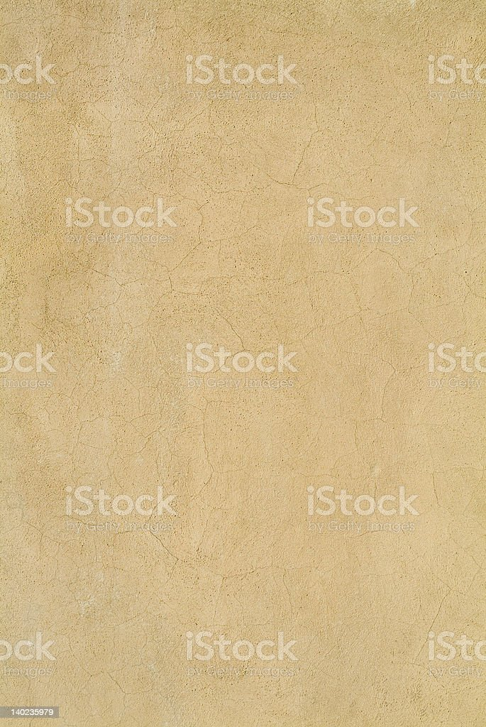 Tuscany wall texture background 12 - more in my portfolio royalty-free stock photo
