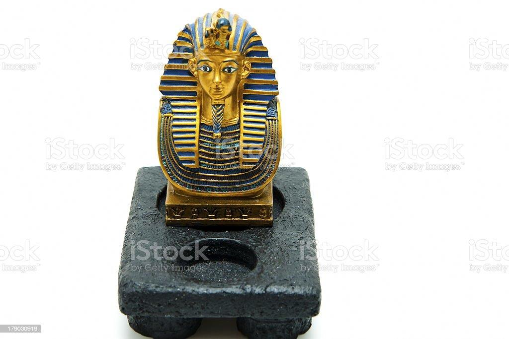 Tutanchamun royalty-free stock photo