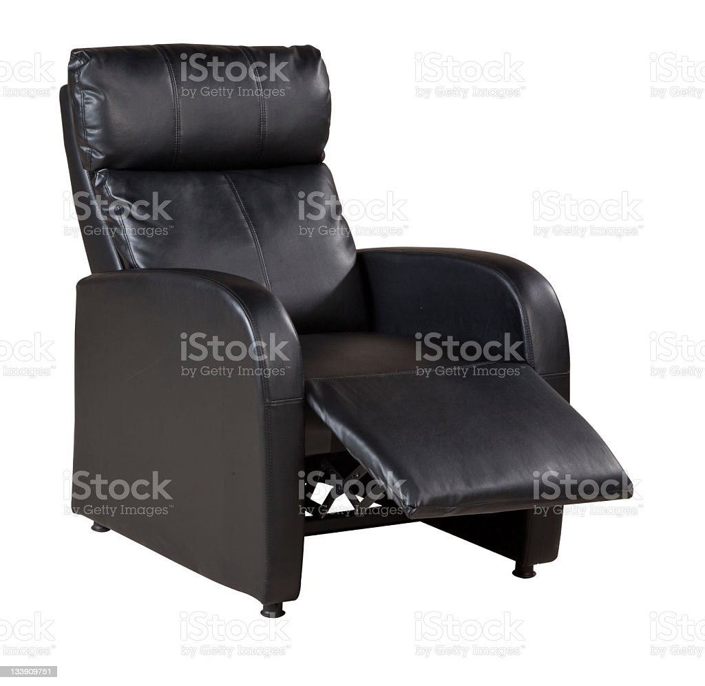 tv chair royalty-free stock photo
