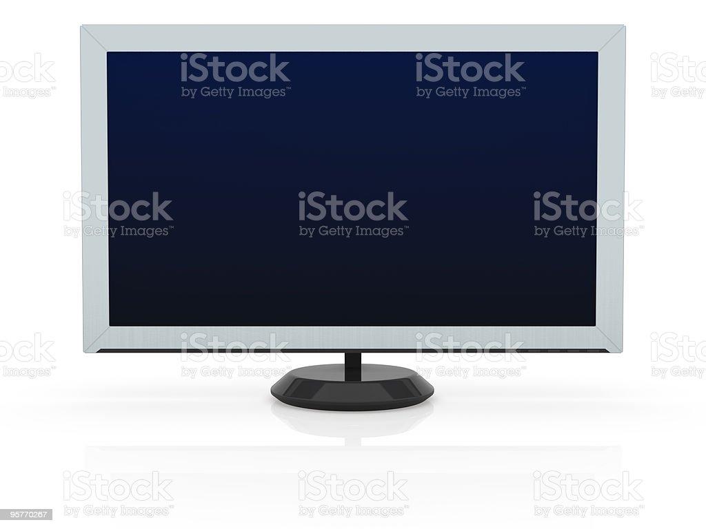 LED Tv stock photo