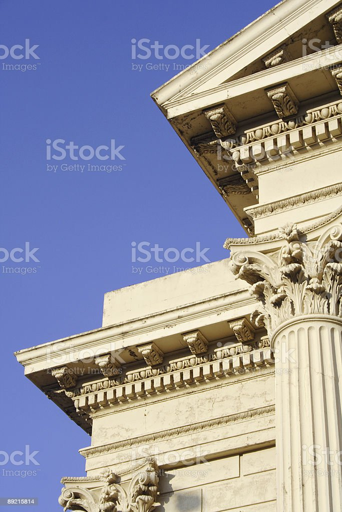 twain towers royalty-free stock photo