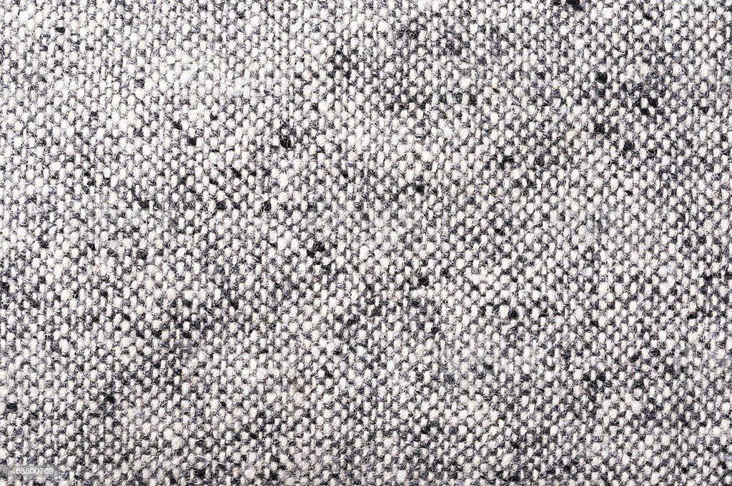 tweed texture black and white royalty-free stock photo