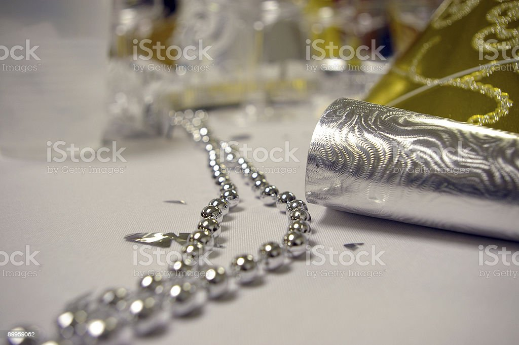Tweleve-O-Five & the Party's Over royalty-free stock photo