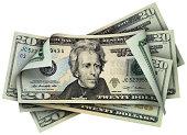 Twenty Dollars banknotes