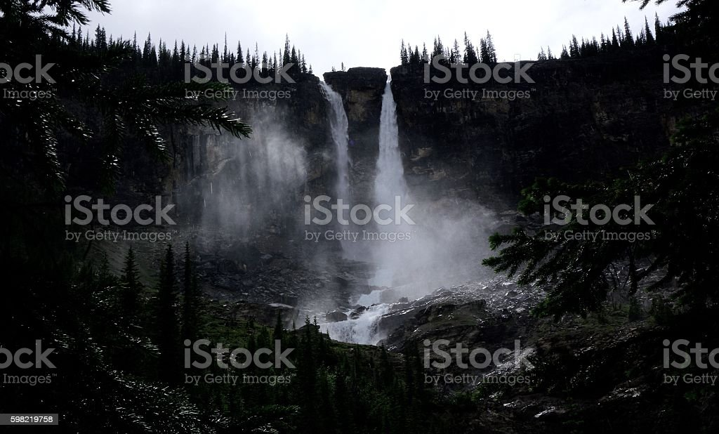 Twin Falls stock photo