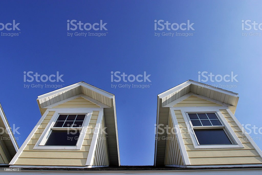 Twin Peaks stock photo