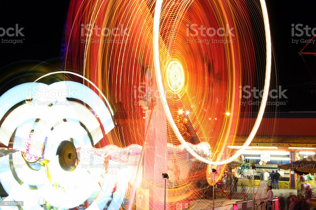 Twist and turn royalty-free stock photo