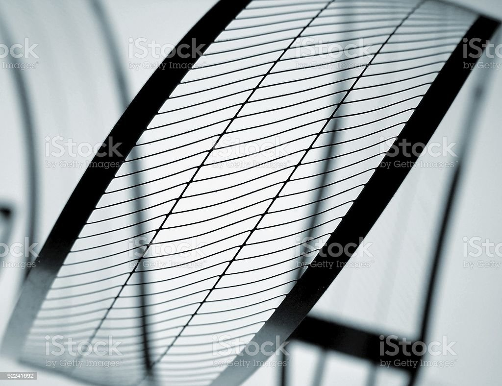 Twisted Metal royalty-free stock photo