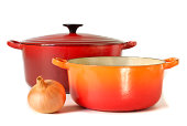 Two Casserole Dishes