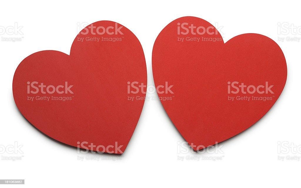 Zwei Herzen – Foto