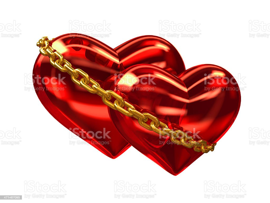 Two Hearts Together stock photo 471467095 | iStock