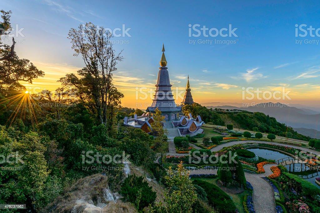 Doi Inthanon, Chiang Mai, Thailand royalty-free stock photo