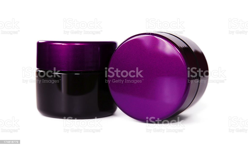 Two Jars royalty-free stock photo