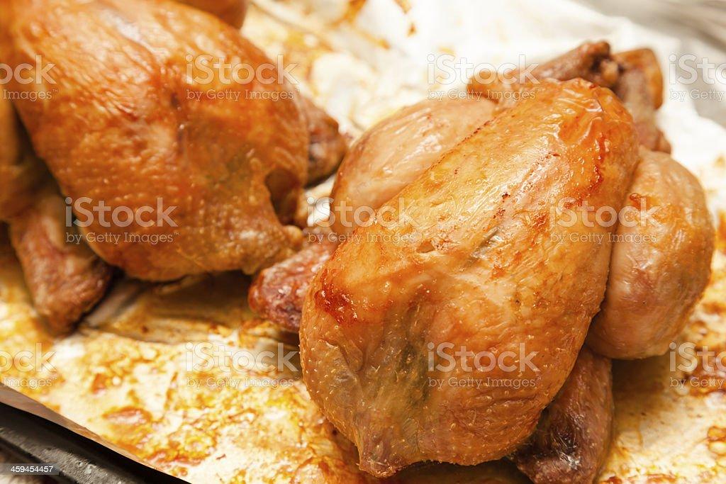 Roasted venison slow oven