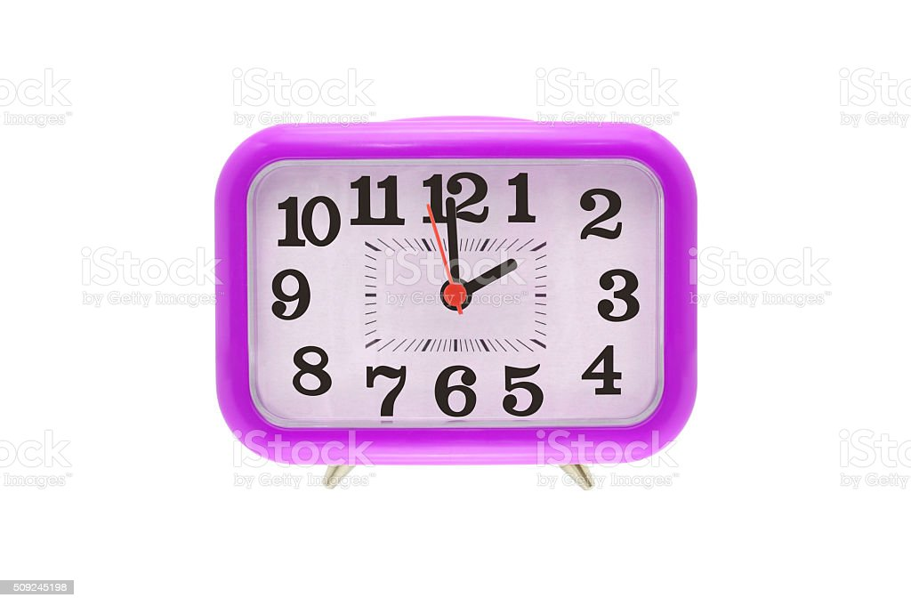 Two O'Clock Clock stock photo