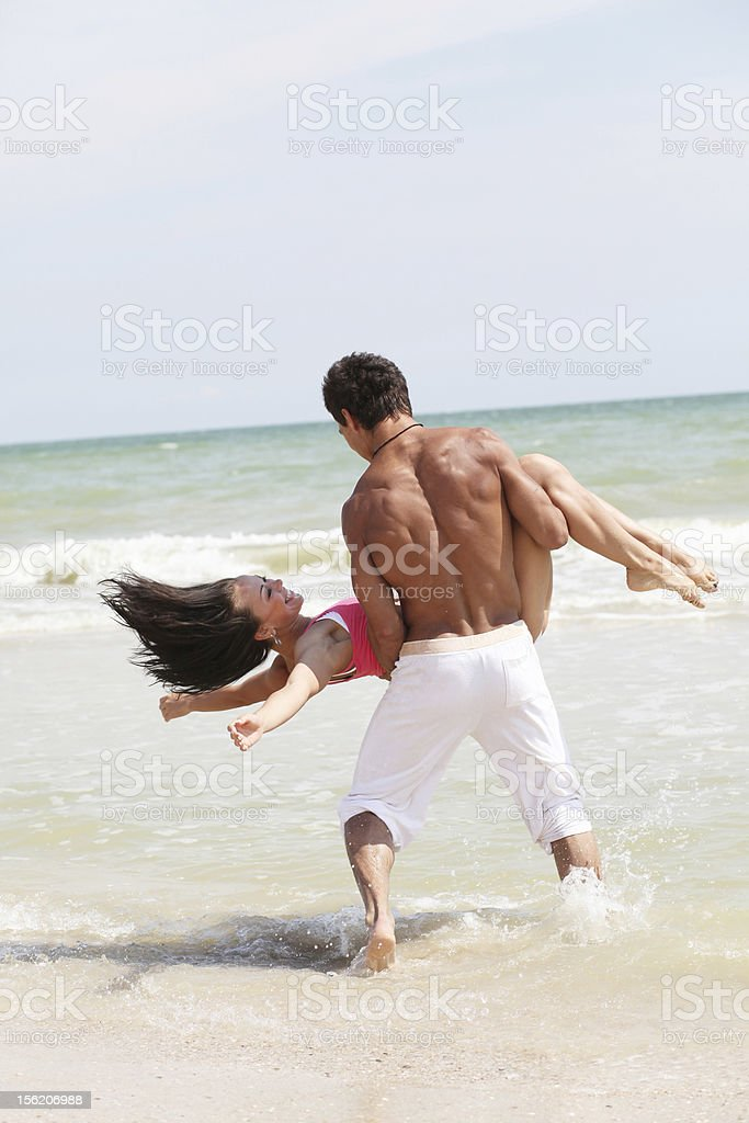 two people royalty-free stock photo