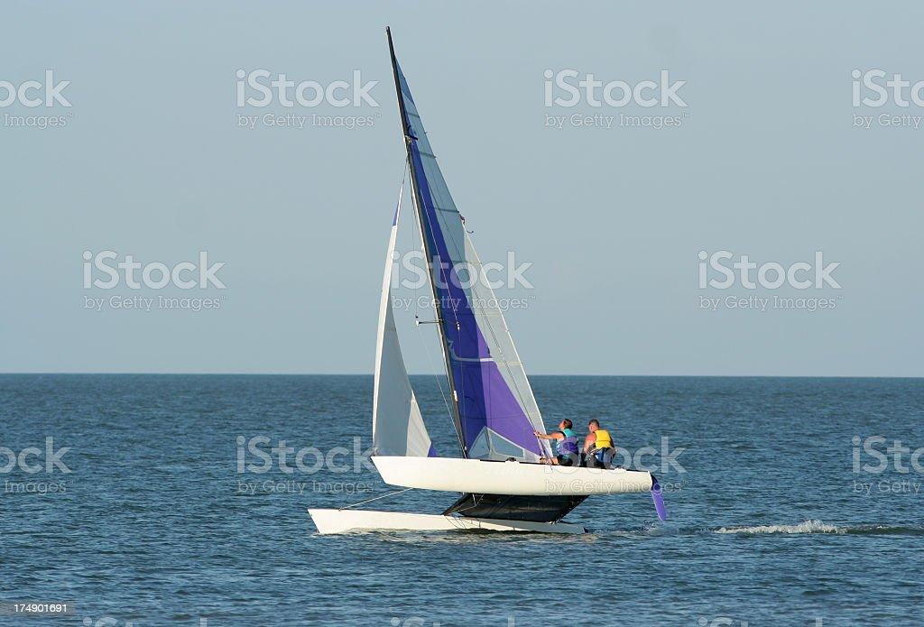 Katamaran segeln sport  Katamaransegeln Stockfoto 174901691 | iStock