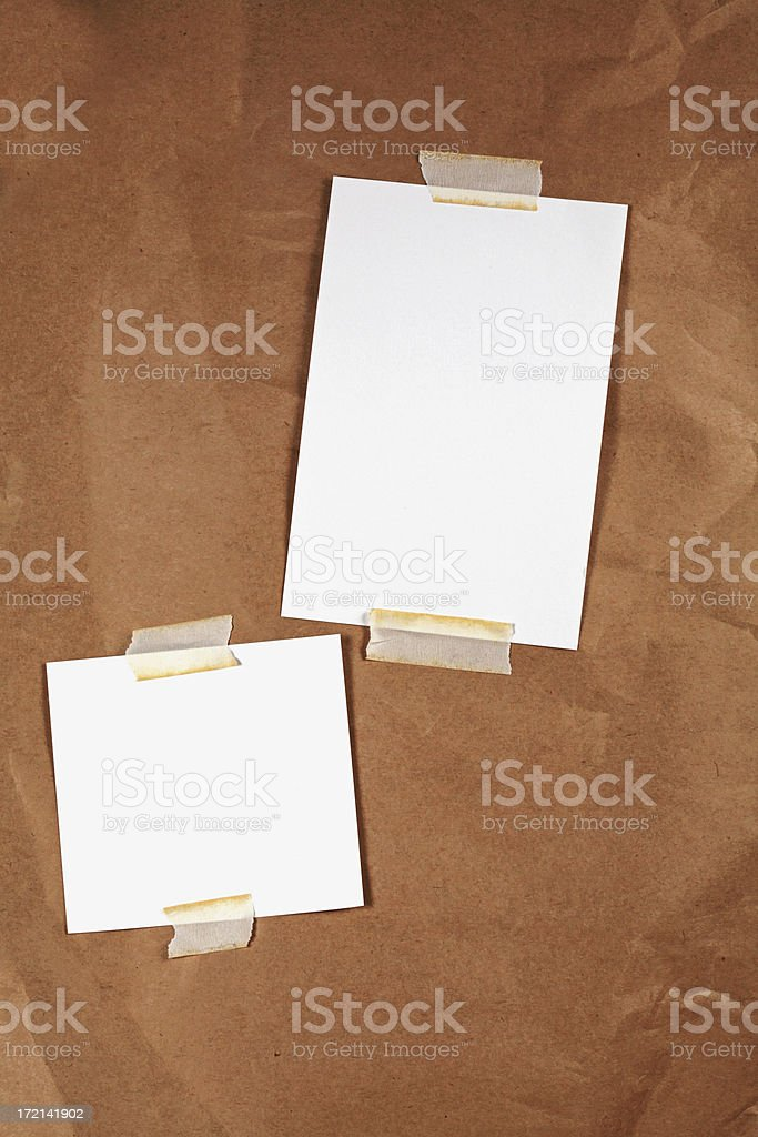 Two Photos Here royalty-free stock photo