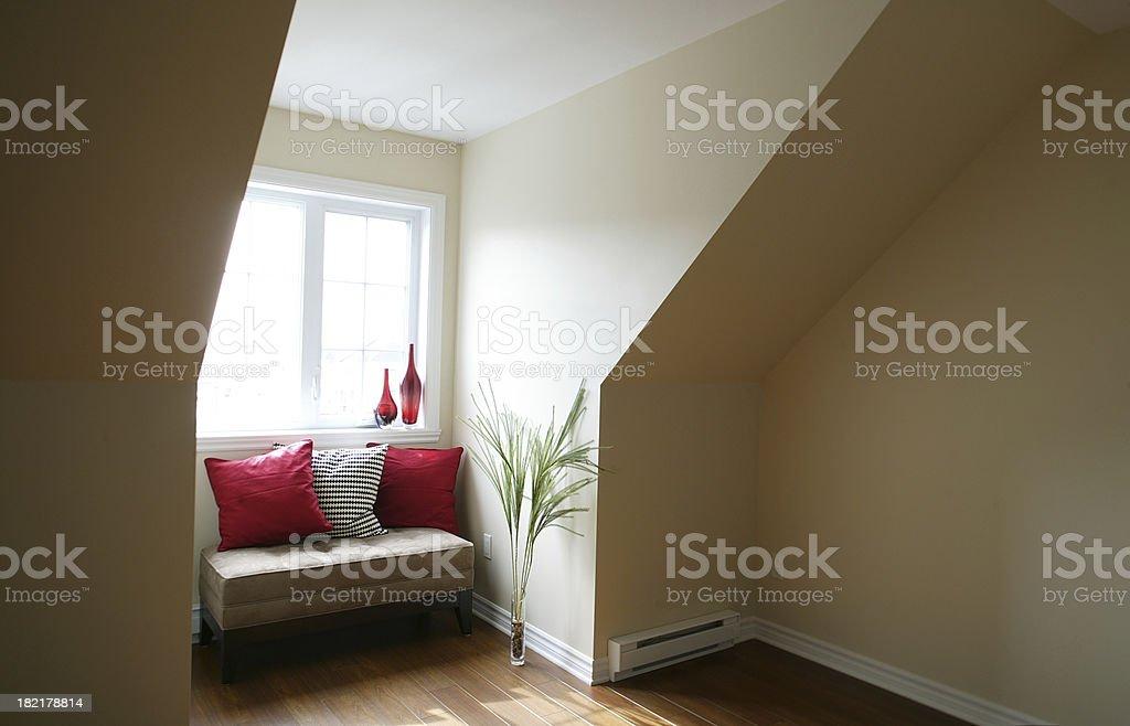 two seater sofa royalty-free stock photo