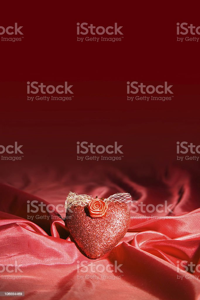 Two sweet heart. royalty-free stock photo