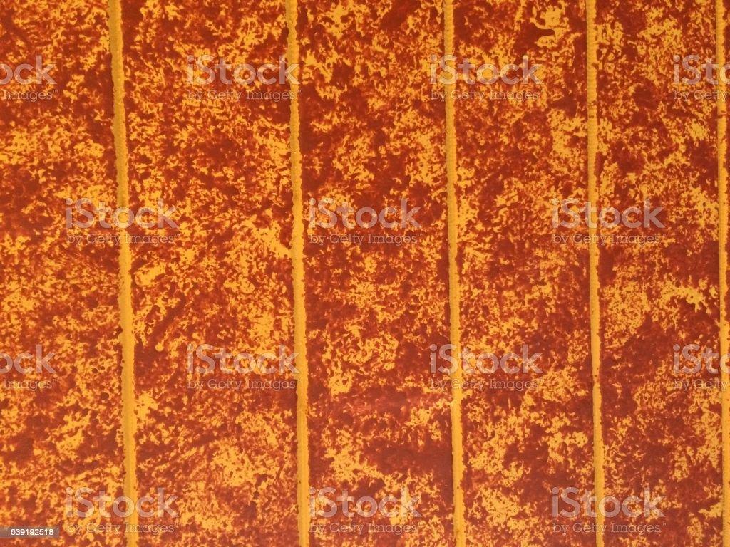 Two tone wall stock photo