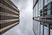 Two tower blocks in London