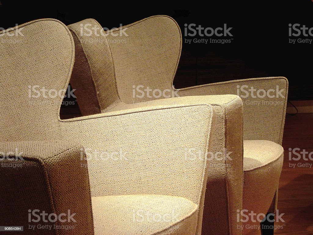 Two Tweeds royalty-free stock photo