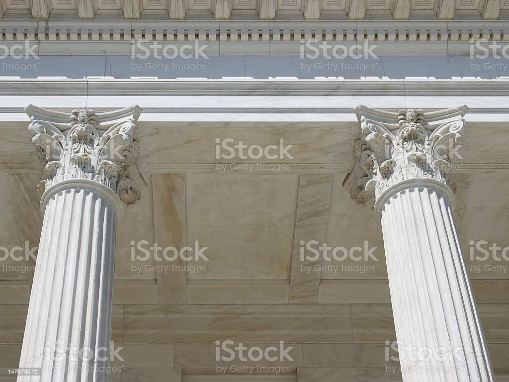 TwoColumns stock photo