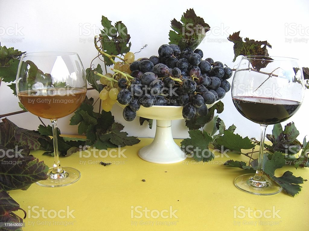 type of wine royalty-free stock photo