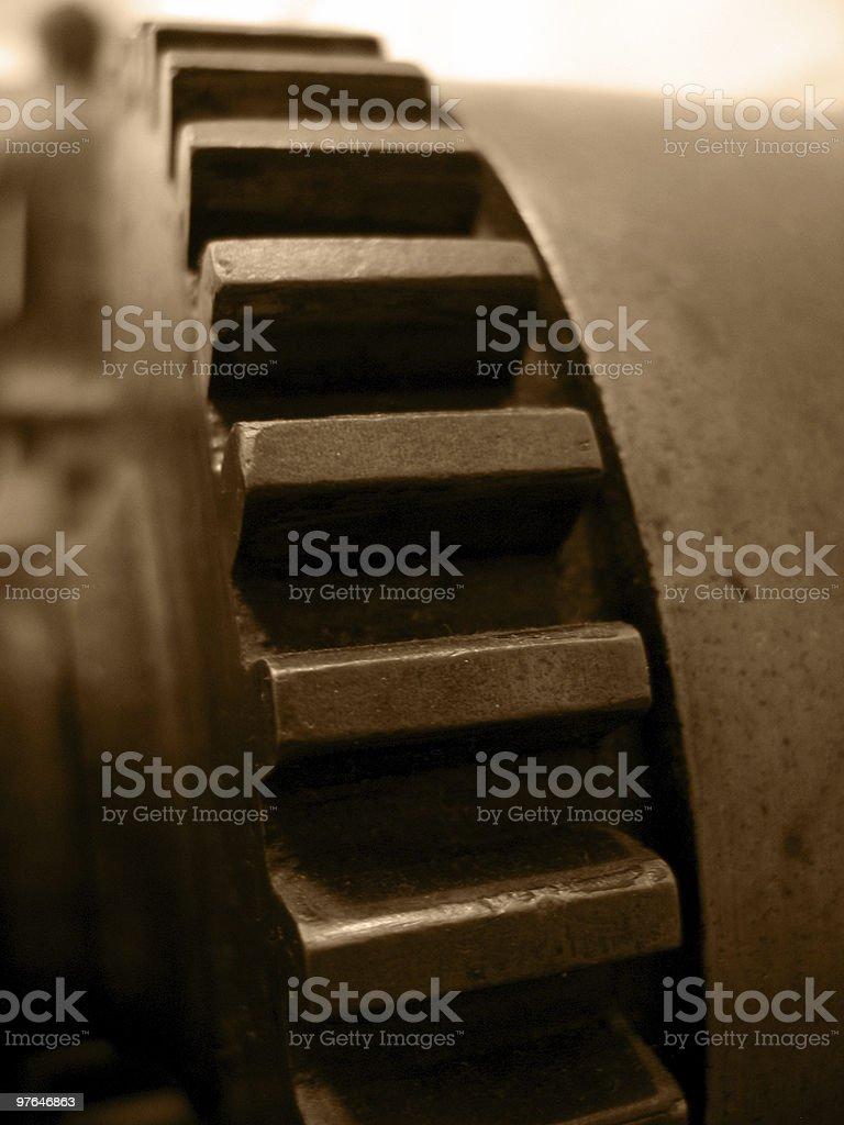 Type Wheel stock photo