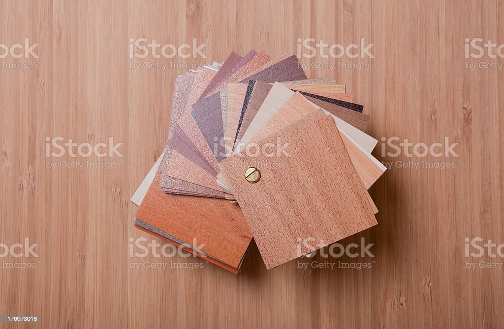 Types of wood royalty-free stock photo
