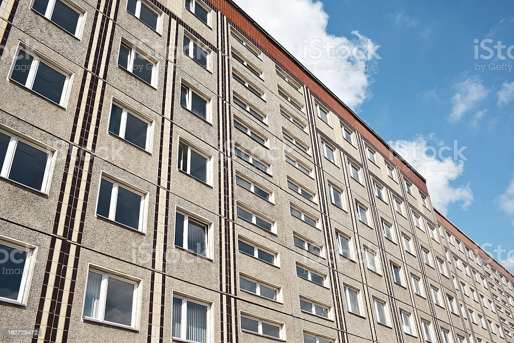 typical architecture, berlin, germany, europe royalty-free stock photo